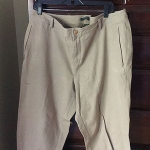 Ralph Lauren woman's pants size 16